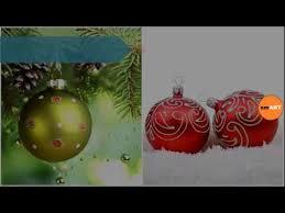 Christmas Tree Ornaments Balls