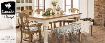 Canadel Custom Dining Furniture At Colders And Appliance
