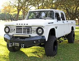 1967 Dodge Power Wagon 200 Crew Cab | Dodge Trucks Old | Pinterest ...