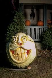 Preserve Carved Pumpkin Forever by Northern Michigan Pumpkin Carver Ed Moody Mynorth Com
