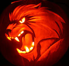 Wolf Pumpkin Carving Patterns Easy by 30 Best Cool Creative U0026 Scary Halloween Pumpkin Carving Designs