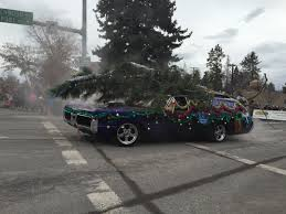 Griswold Christmas Tree by Bend Christmas Parade Living The Bend Life