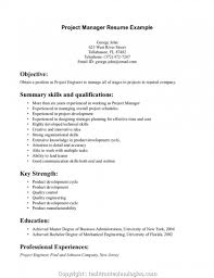 Retail Project Manager Job Best Resume Sample Administration Jobs London 840
