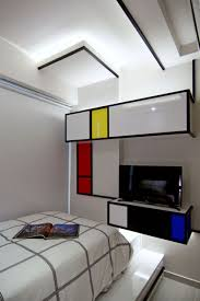 100 Pop Art Bedroom A Stylish Home Filled With In Singapore Art