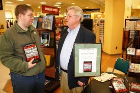 Barnes And Noble Hosts Book Signing For
