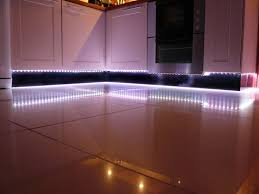 Led Strips In Kitchen