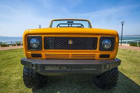 100 International Scout Truck Velocity Restorations Offers Up Revamped The Drive