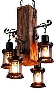 retro pendelleuchte industrielle loft bar hängeleuchte 4 lichter jojom kreativ persönlichkeit wohnzimmer esszimmer schlafzimmer studie kronleuchter