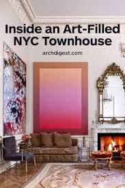100 William Georgis Architect An Elegant Manhattan Townhouse Transformed By T