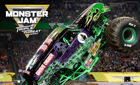 Monster Truck Show Cleveland] - 28 Images - Bad Habit Monster Truck ...