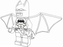 Spiderman And Batman Coloring Pages 17 Lego