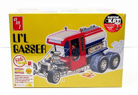Li'l Gasser Shell Oil Edition AMT 999 1/25 Car Model Kit   Shore ... My First Model Kit Wwwaslanbeharcom Italeri Kits On Twitter Your Scale From Swen Willer Custom Semi Truck Best Resource Dodge Truck Model Kits Dodge Pickup Mpc 125 Factory Sealed Vintage Rare Amt Peterbilt Wrecker T533 Amt Ertl Ford F150 Flareside Truck Model Kit Unbuilt New Models Trucks For Sale Archives Tow Kit Detail And Dioramas Pinterest Rig Kitscars Rigs Garbage Learning Street Vehicles Kids 3d