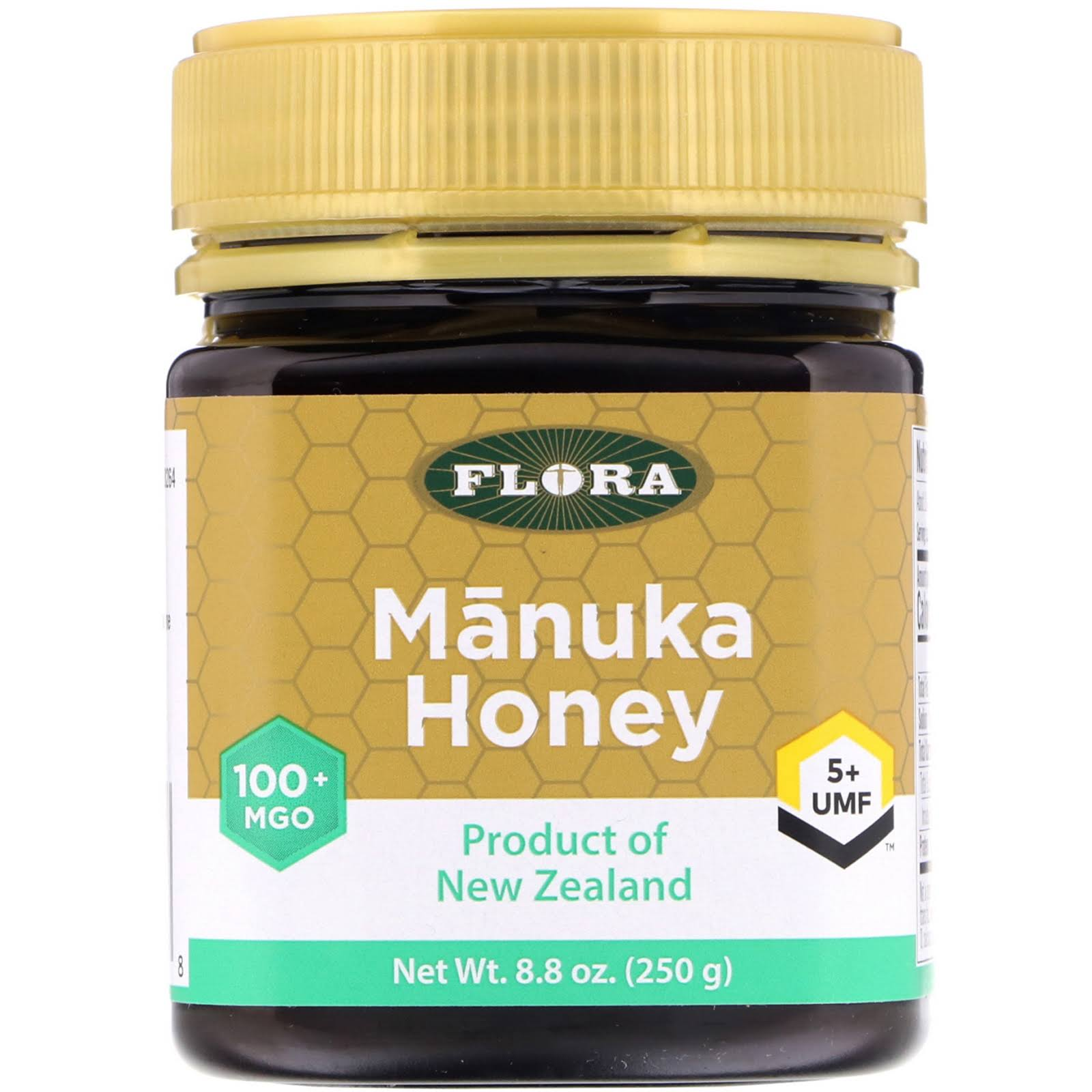 Flora Manuka Honey 100+ MGO 8.8 oz (250 g)