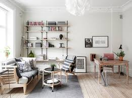 arbeiten im wohnzimmer tipps für ein gemütliches home office
