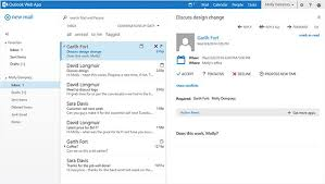Microsoft s Outlook will be powered by fice 365 The Verge