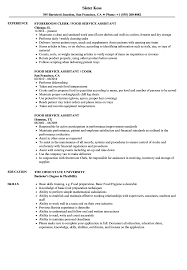 Food Service Assistant Resume Samples | Velvet Jobs 85 Hospital Food Service Resume Samples Jribescom And Beverage Cover Letter Best Of Sver Sample Services Examples Professional Manager Client For Resume Samples Hudsonhsme Example Writing Tips Genius How To Write Personal Essay Scholarships And 10 Food Service Mplates Payment Format 910 Director Mysafetglovescom Rumes