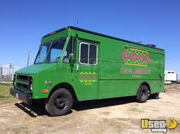 Chevy Food Truck In Texas For Sale | Used Food Truck