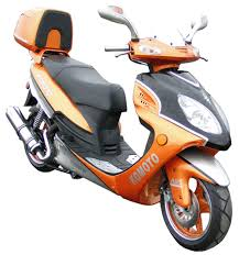 250cc 4 Stroke Sport Moped Scooter On Sale Street Legal 2