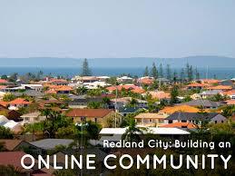 100 Redland City Building An Online Community In Redland City By Matt