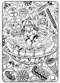 100 Coloriage Anti Stress Pdf On Bestiaire Extraordinaire 100