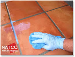 Saltillo Tile Sealer Exterior by Sealing Saltillo Tiles With Topical Glossy Or Matte Sealer
