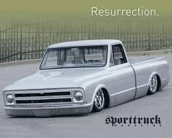 Lowered Chevy Pickup.   Mid To Late 60's And Early 70's Chevy & GMC ... Affordable Colctibles Trucks Of The 70s Hemmings Daily The Crate Motor Guide For 1973 To 2013 Gmcchevy 1972 Chevrolet C10 Id 26520 Chevy Dealer Keeping Classic Pickup Look Alive With This Truck Thread Roadster Shops 70 All 7387 And Gmc Special Edition Part I Buyers Drive Of Appealing 1969 My Dad Had One You Need One These Throwback Pickups Autoweek K5 Blazer Wikipedia Great Moments In Torque History These Retrothemed New Silverados Are Coolest News Car