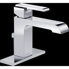 Delta Ara Widespread Faucet by Delta Faucet 567lf Mpu Ara Polished Chrome One Handle Bathroom