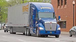 100 Warner Truck Center Werner Enterprises Posts Record Results Transport Topics