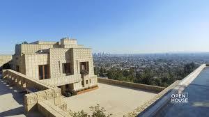 100 Frank Lloyd Wright La Ennis House A Unique Structure