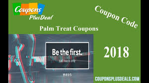 Palm Treat Coupon: 10% Off Sitewide - YouTube