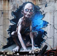 In Todays Showcase Weve Collected 40 Extremely Creative And Extraordinary Graffiti Artworks Wall Paintings For Your Inspiration Enjoy