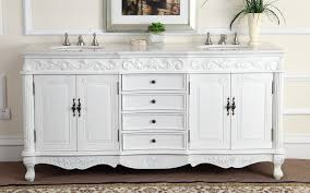 72 Inch Double Sink Bathroom Vanity by Beckham 72 Inch Double Sink Vanity Cf 3882w Aw 72