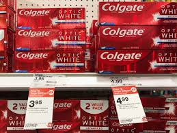 Colgate Toothpaste, As Low As $0.28 At Target! - The Krazy ... Corningware Cornflower 6piece Set Only 40 At Macys Smart Wifi Plug Compatible With Amazon Alexa Google Oregon Scientific Coupon Shipping Chase 125 Dollars Graze Box Free Sample Code 2018 Deals Free 810 Enlargement 399 Value Walgreens Moddeals Cheap Flights And Hotel 1214 The Deal Spot Fetch And Heel Codes October 2019 Iottie Coupon 50 Off Carbike Mount Holders One Touch 2 Mazuri Kfc Buffet California Rember Woot Bag Of Crap Itechdeals Is Now Reliving The 5 Euro Fashion Id Renu Coupons