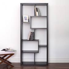 KSP Tetris Bookshelf 8 Cubby Espresso