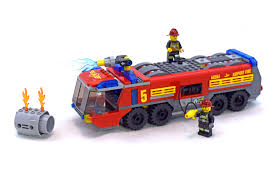 100 How To Make A Lego Truck Irport Fire LEGO Set 600611 Building Sets City Irport