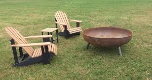 Polywood Adirondack Chairs Folding by Furniture Classic Folding Polywood Adirondack Chairs With Fire