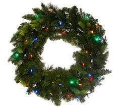 Qvc Christmas Tree Storage Bag by Bethlehem Lights Decorations Trees Candles U2014 Qvc Com