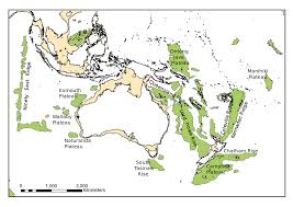 Where Does Seafloor Spreading Take Place by Oceanic Plateau Wikipedia