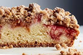 Plum Streusel Coffeecake recipe