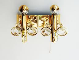 vintage cut wall sconce for sale at pamono