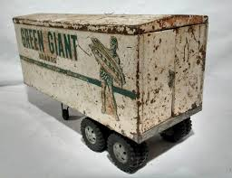 Vintage 1950-60s Metal Tonka Green Giant Brands Original Semi ... 1984 Peterbilt 359 Custom Toter Truck Semi Led Lights And Led Ebay With 35 Jpg Set Id 88500f Chevrolet C10 From Fast Furious Is Up For Auction On Ebay The Toms Center Dealer In Santa Ana Ca Lovely Used Trucks Ebay 7th Pattison Long Haul Trucker Newray Toys Inc Bangshiftcom 1974 Dodge Big Horn Semi Sale Ford Aeromax Tractor Snaptite Model Kit Monogram 1216 1 Mud Flaps My Lifted Ideas