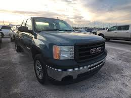 100 Gmc Work Truck PreOwned 2010 GMC Sierra 1500 Extended Cab In Pensacola