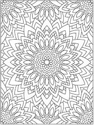 Coloring Pages Adult For Adults The Best Mandala Books