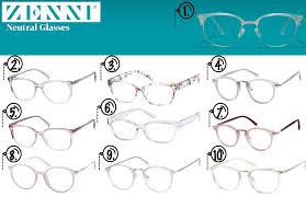 Behind The Leopard Glasses: Neutralize It In New Zenni Glasses!