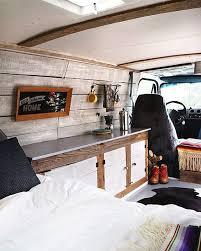 WV Camper Ideas Campervan Interior