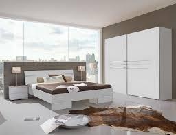 wimex schlafzimmer set komplett schrank bett 180x200cm 4 teilig weiß