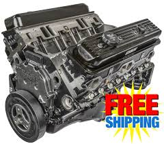 Chevy 12681432: GM 5.7L 350 Long Block Truck Engine | JEGS