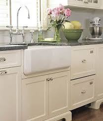 farmhouse sink ideas for cottage style kitchens apron front sink