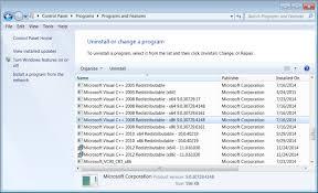 Troubleshooting Error 1603 on Microsoft Visual C 2008 in