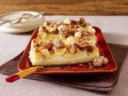 apfel vanillecreme kuchen mit amarettini streusel